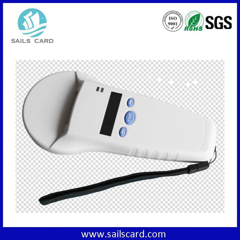 ISO 11784/785 134.2kHz Handheld RFID Animal Microchip Scanner