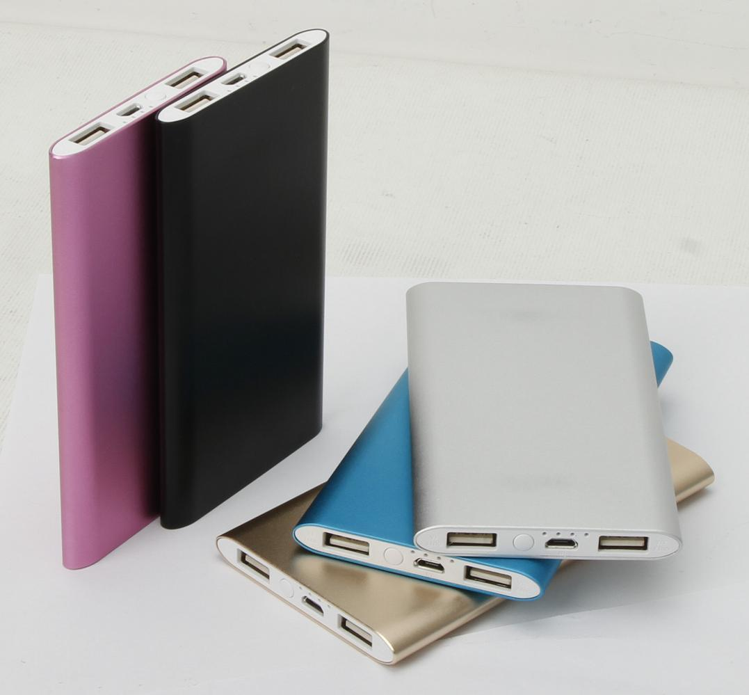 Blade Promotion Power Bank 4000mAh with Dual USB Port