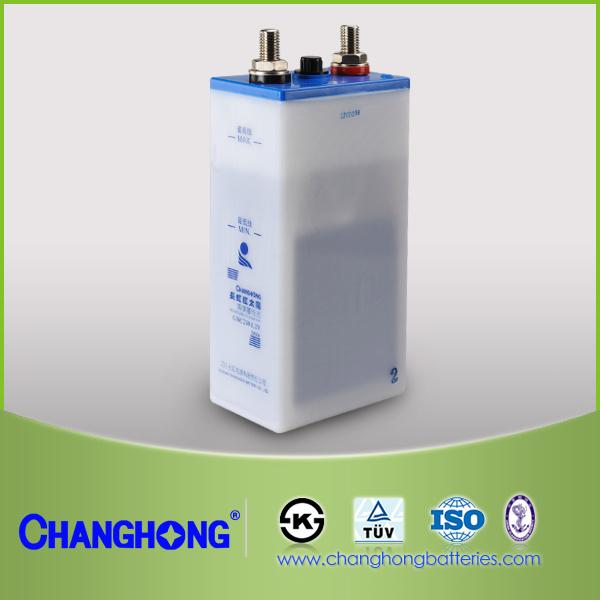 Changhong Sintered Type Nickel Cadmium Battery Gnc Series (Ni-CD Battery)