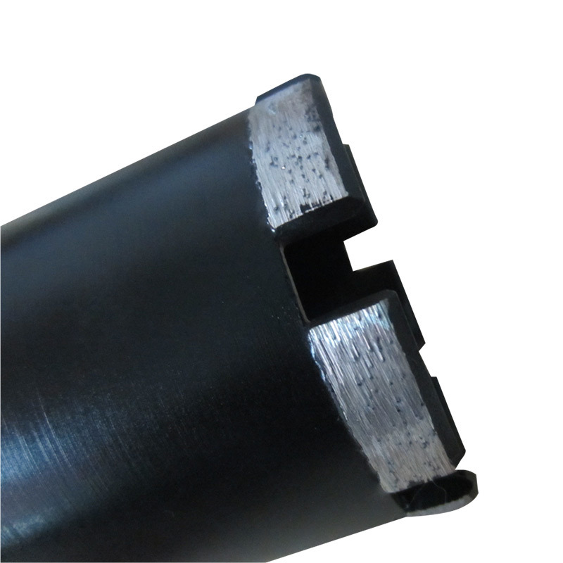 China Diamond Core Drill Bit for Reinforced Concrete