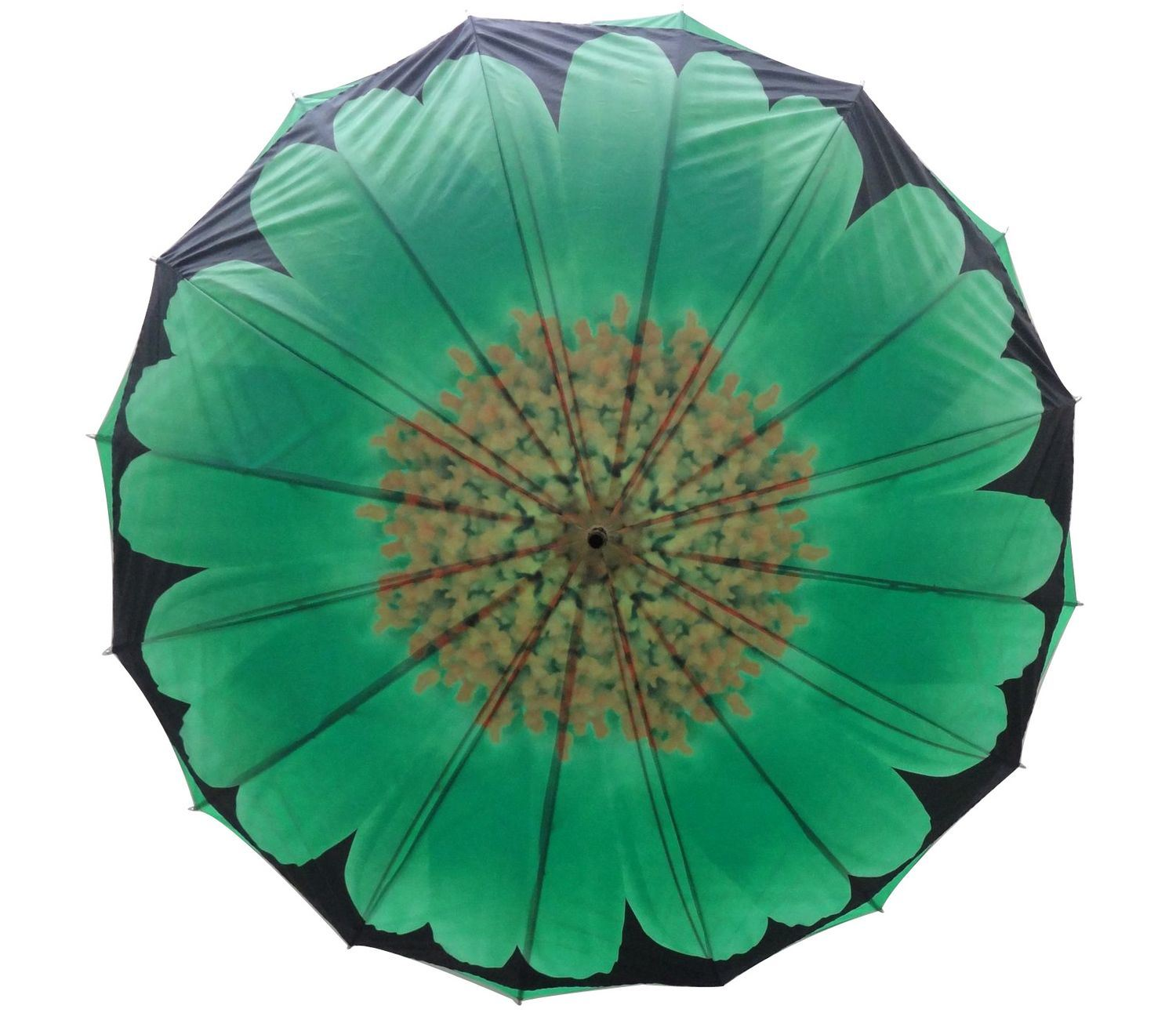 Big Flower Design Double Layers Umbrella (SU025-4)
