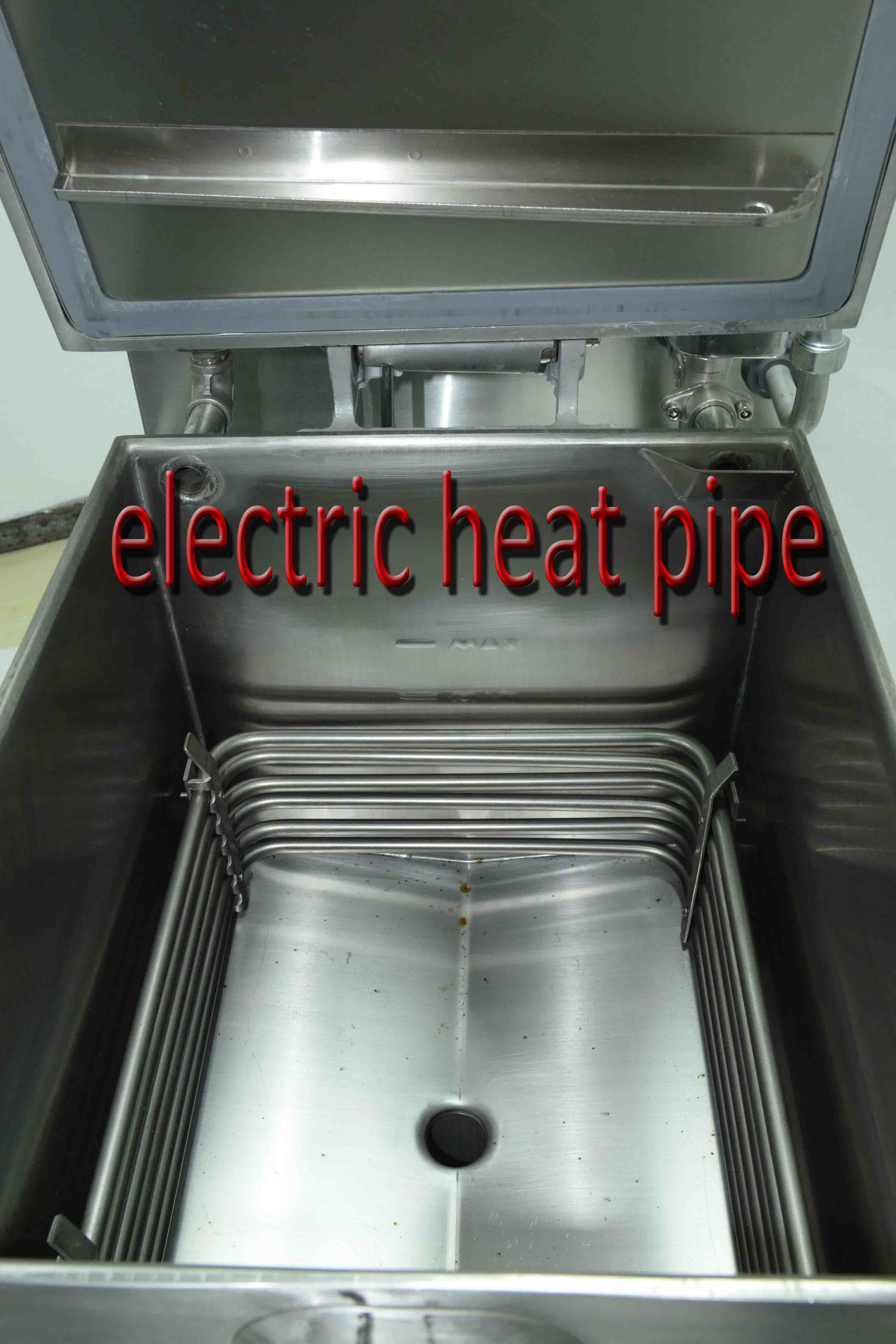 Hot Sale Fully Automatic Electric Open Fryer