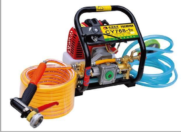 Gasoline Engine Recoil Two Stroke Power Sprayer (CY-768-1)
