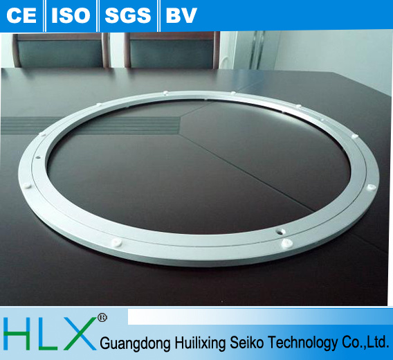 250mm Aluminum Swivel Turntable/Lazy Susan with High Quality