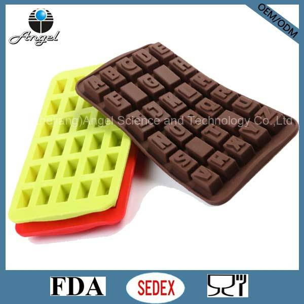 Silicone Ice Mould Silicone Ice Cube Fad Approved Si04b