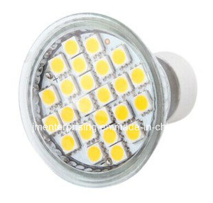 Glassgu10 Gu5.3 MR16 E27 B22 LED Spot Light