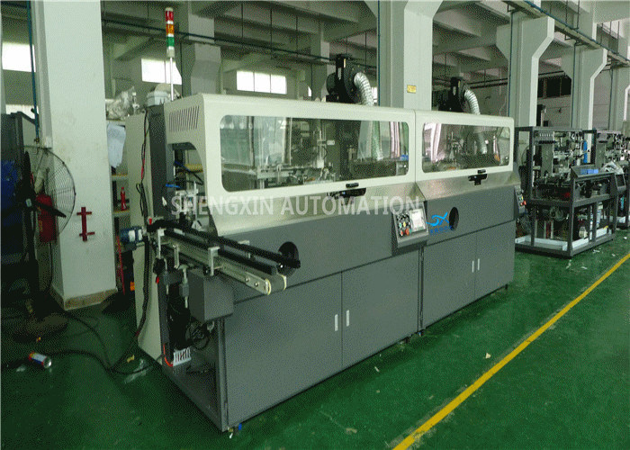 Fully Automatic Conical Wall Silk Screen Printing Machine for Laundry Detergent Bottle