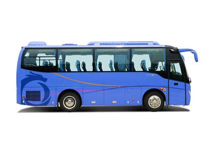Sunlong Slk6872A6n Natural Gas Passenger Bus