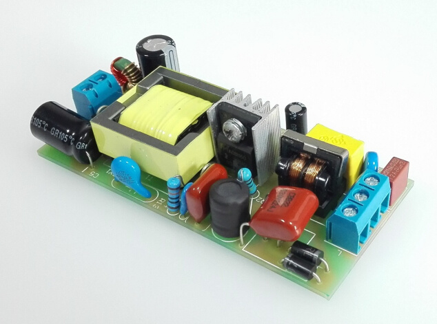30W 600mA Isolated LED Power Supply with 0.95 Pfc and CE/EMC