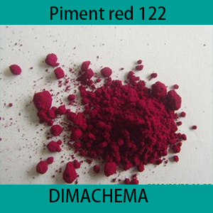 Quinacridone Red Pigment Red 122 (Clariant Pink E)