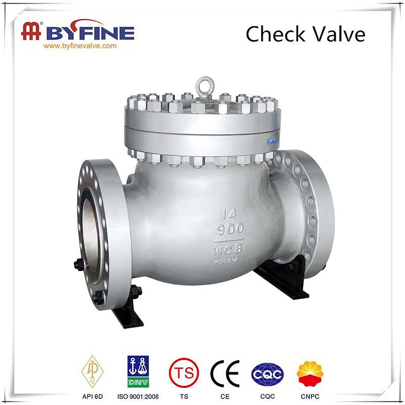 High Pressure Carbon Steel Swing Check Valve