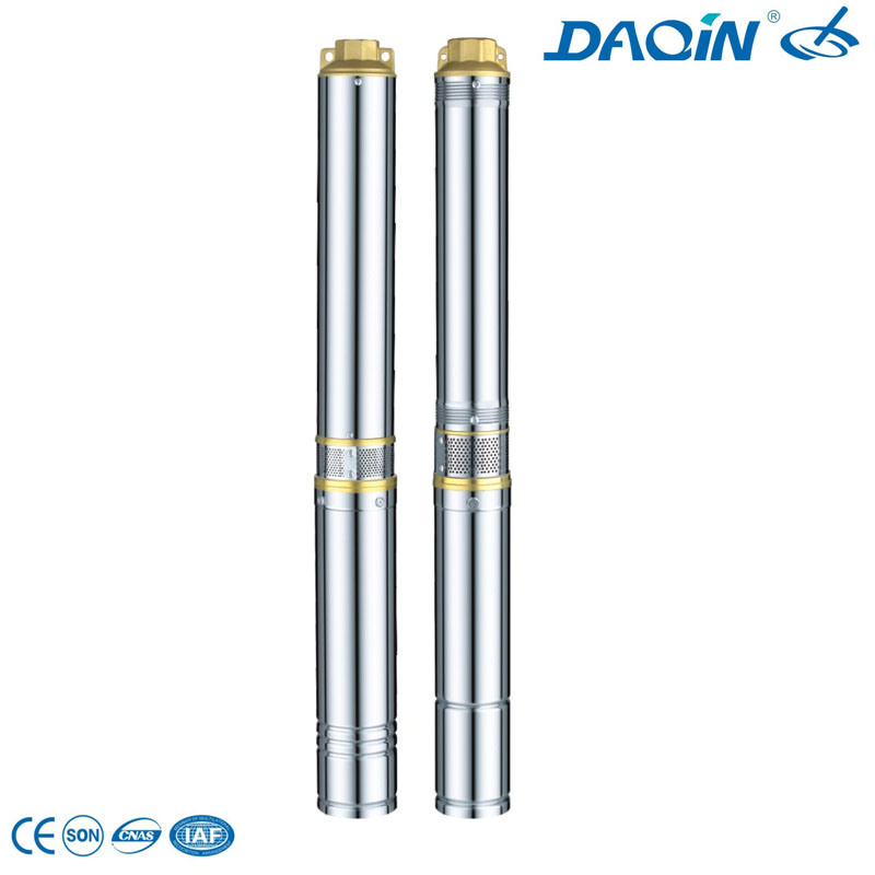 4SD Stainless Steel Deep Well Pump for Sprinkler Irrigation (4SD6/12)