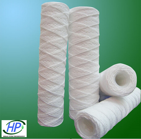 10 Inch-40 Inch Wound Filter for Domestic RO Water System