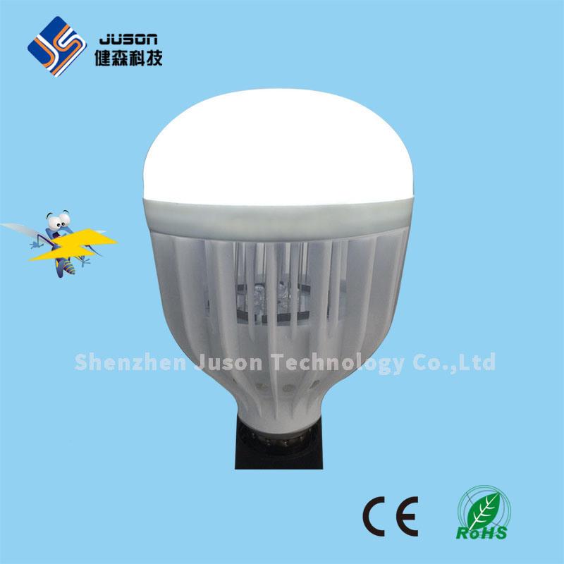 Bug Zapper Chemical Free UV Light LED Mosquito Killer Bulb