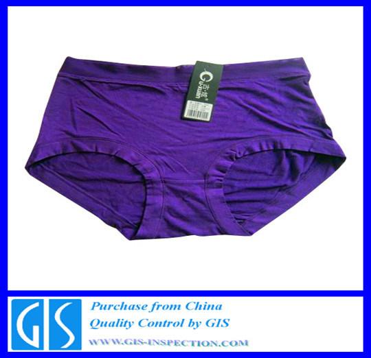 Lady Garment Final Random Inspection / Quality Control Services