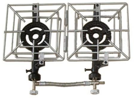 Double Burner Fs-02 Gas Burner, Gas Stove
