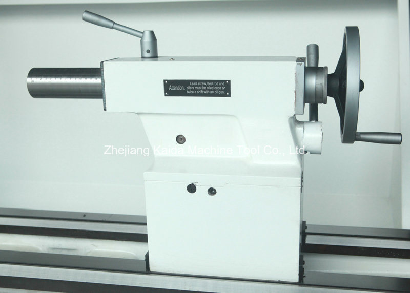 Customized Harden Gear Box Metal Lathe Machine Cdl400