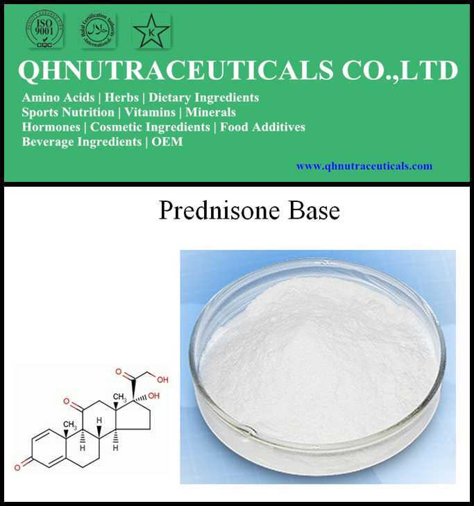 High Quality Steroid Hormone Raw Base 98% [53-03-2]