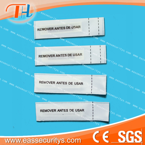 EAS Dr Label Woven Fabric Label