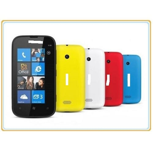"Original Unlocked for Nokia Lumia 510 3G GSM 4.0"" WiFi GPS 5MP 4GB Windows Mobile OS"