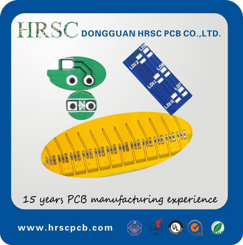 Satellite TV Receiver Printed Circuit Board with 15 Years Experience