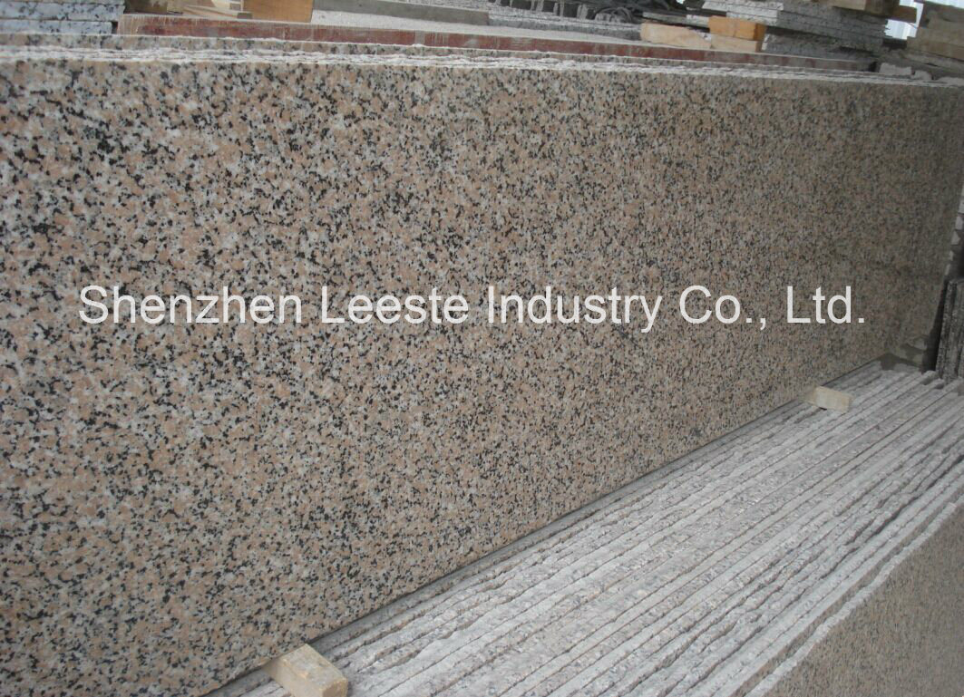 High Quality Polished Sanbao Red Granite Paving Stone