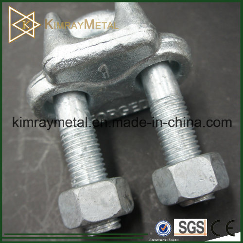 US Type Drop Forged Heavy Duty Wire Rope Clips