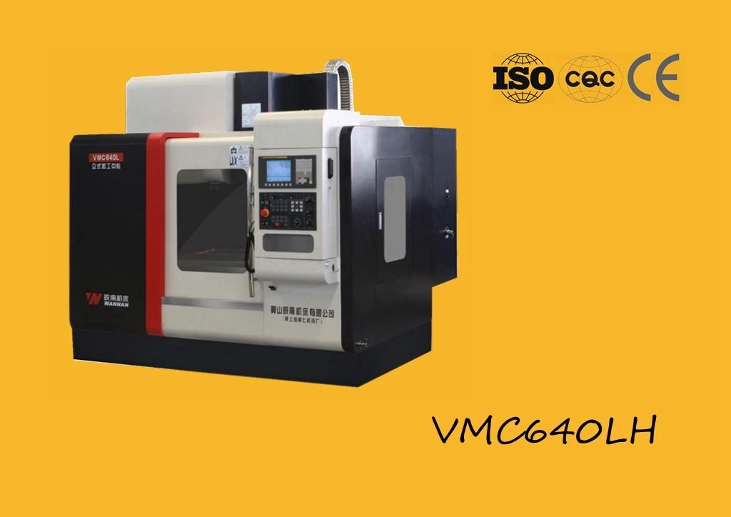 Vmc640lh Vertical Machining Center Good Price