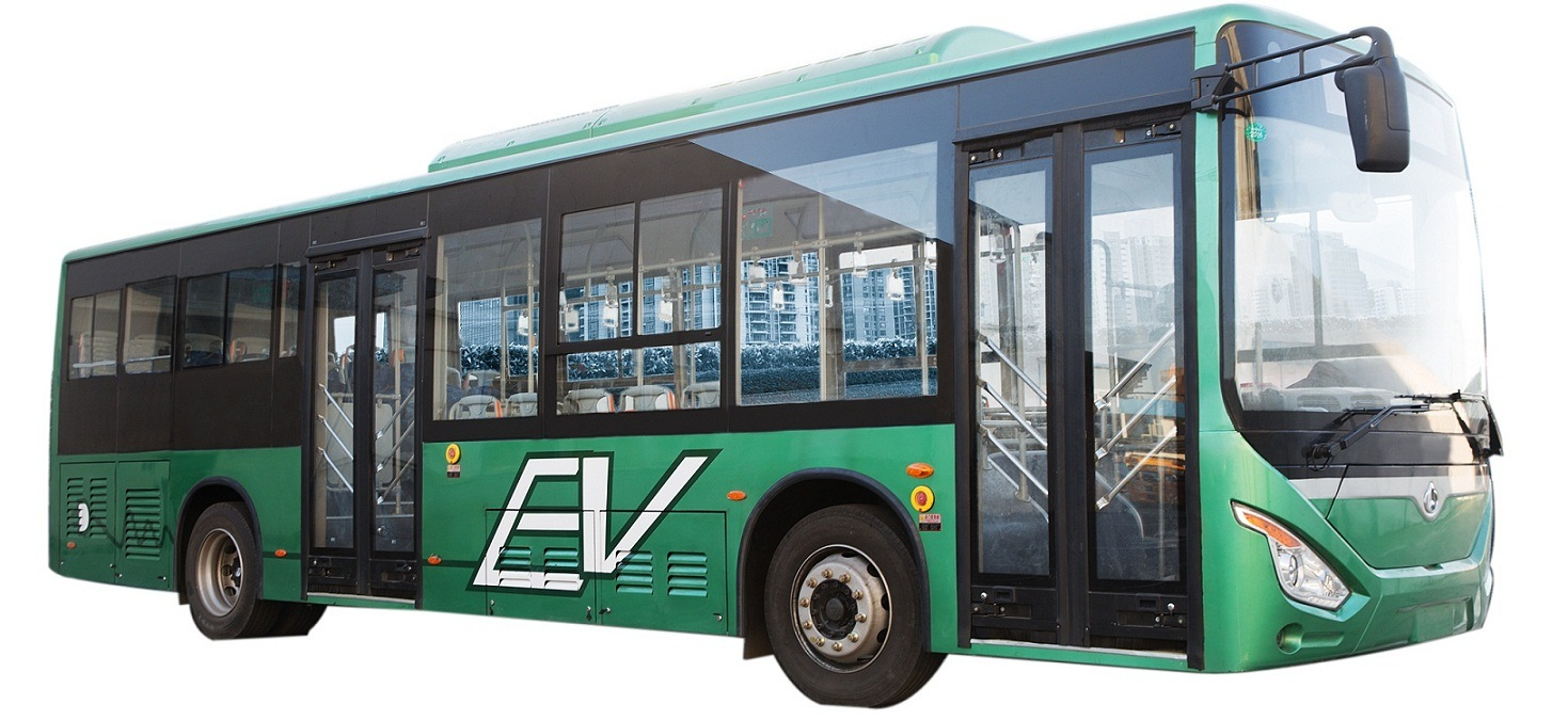 Low Floor Electric Bus Electric City Bus 10-11m Sc6100bev