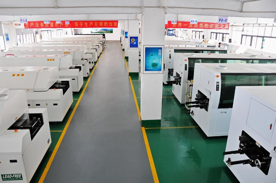 Lead Free Reflow Welding Machine for EMS Factory