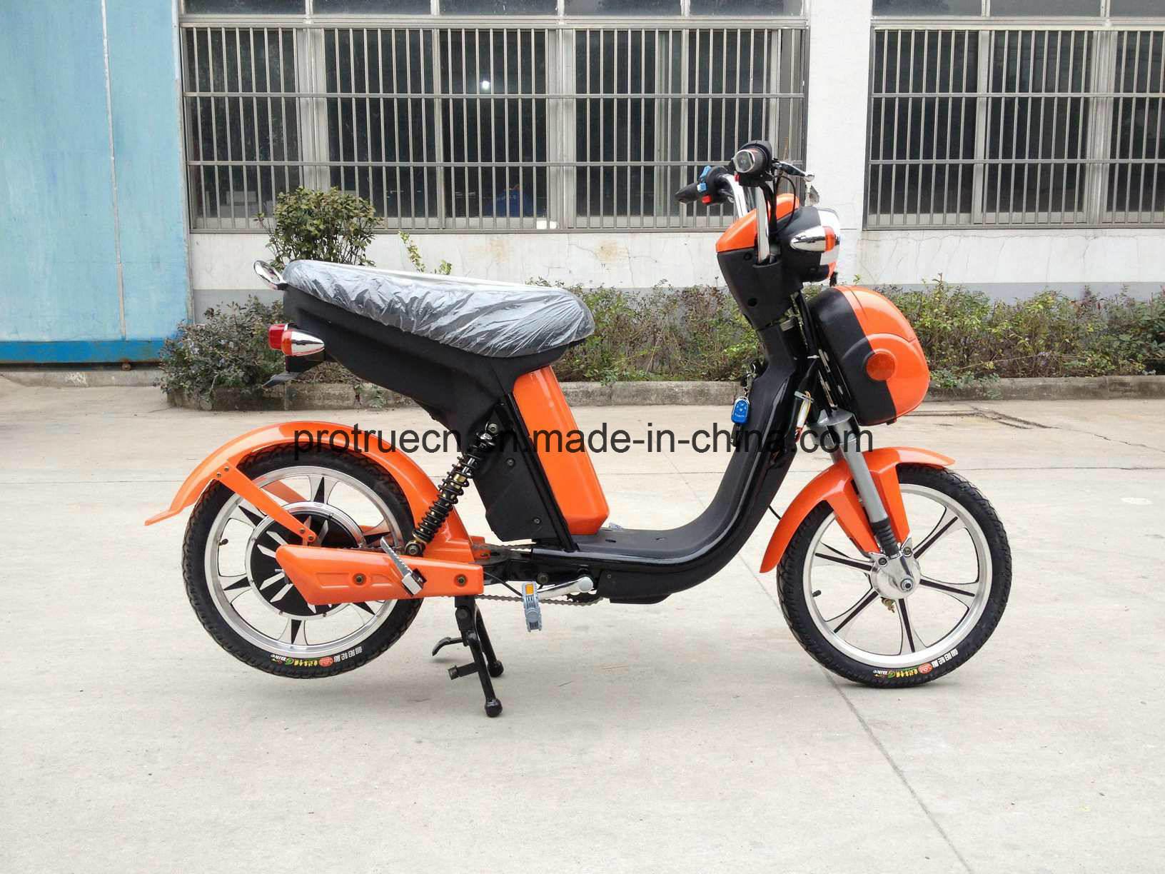 350W Fashion Brushless Electric Bike