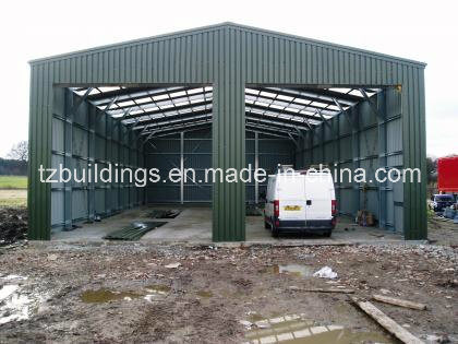 Good Quality Steel Building Warehouse