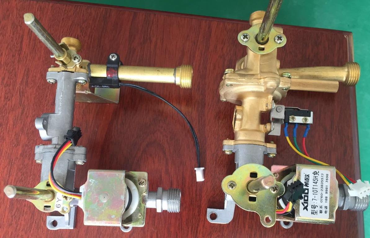 Flue Type Instant Gas Water Heater/Gas Geyser/Gas Boiler (SZ-RS-34)