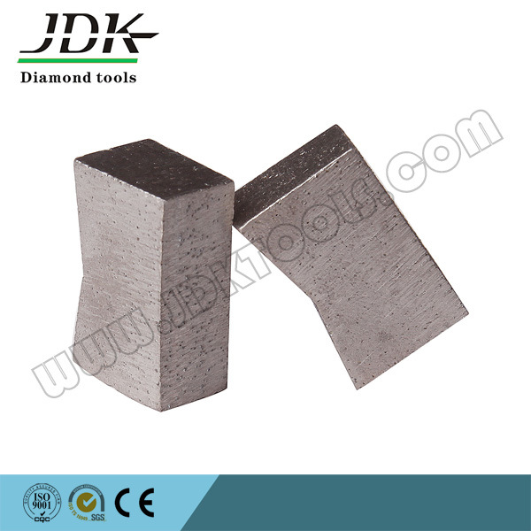 Ds-4 Diamond Segment for Granite Cutting