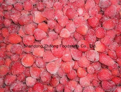 Chinese IQF Fresh Frozen Strawberry with High Quality