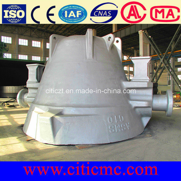 Cast Iron Slag Pot for Metallurgical Industry, Professional