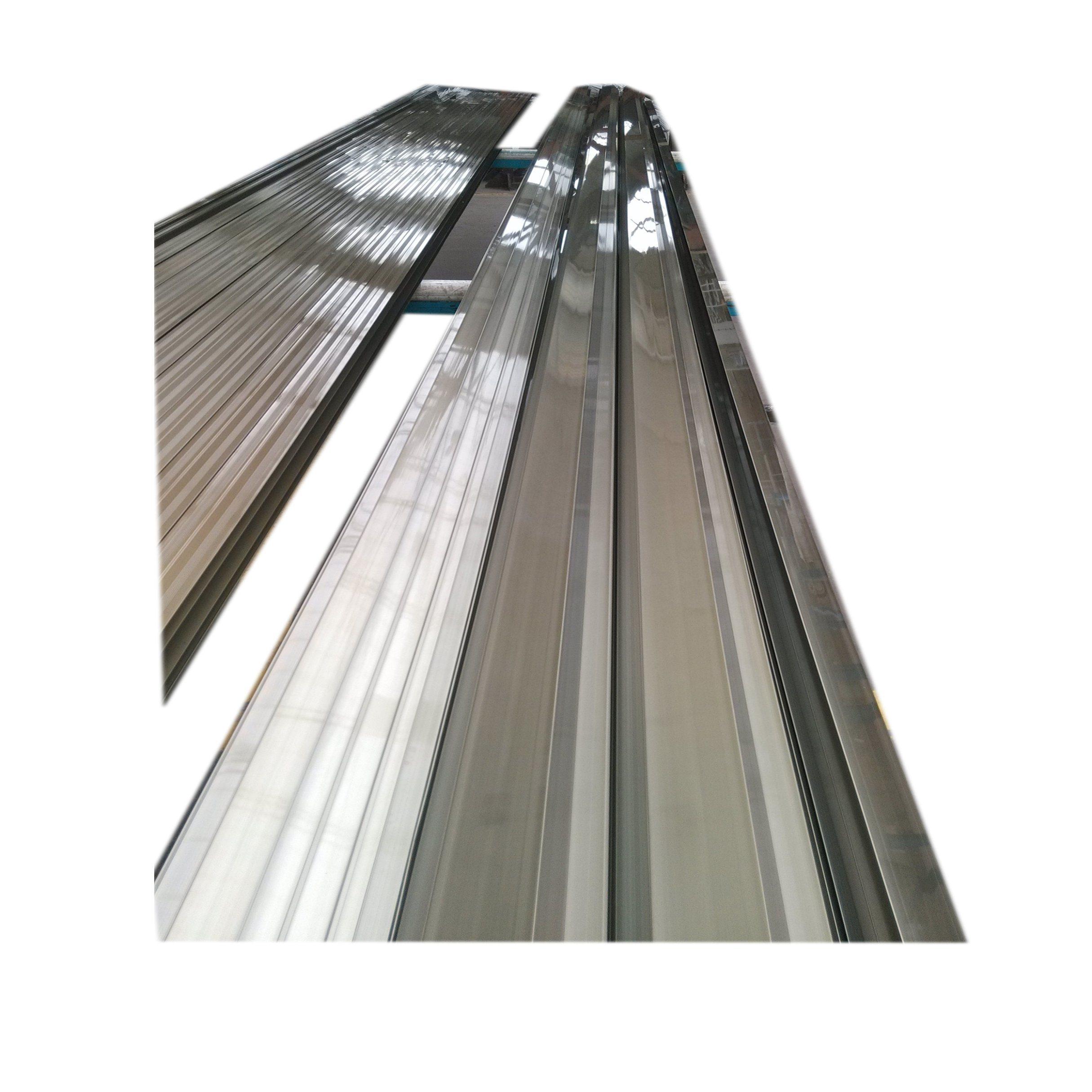 Electrophoretic Champange Aluminium Extrusion Profile for Window Door Industry