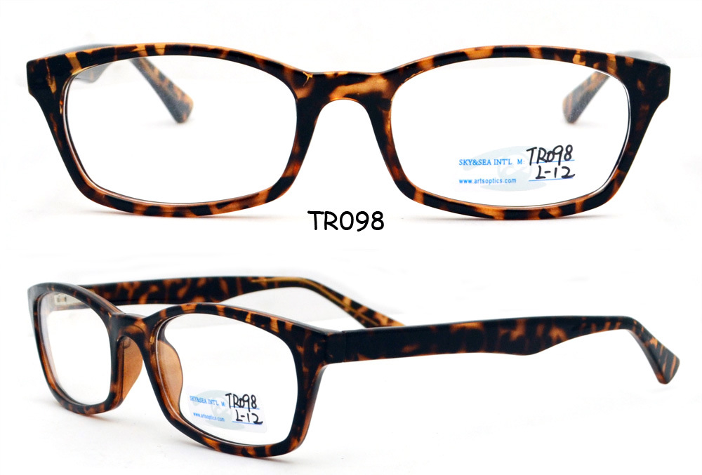 latest spects frames  China Famous Brands Tr90 Optical Eyewear (TR098) - China See ...