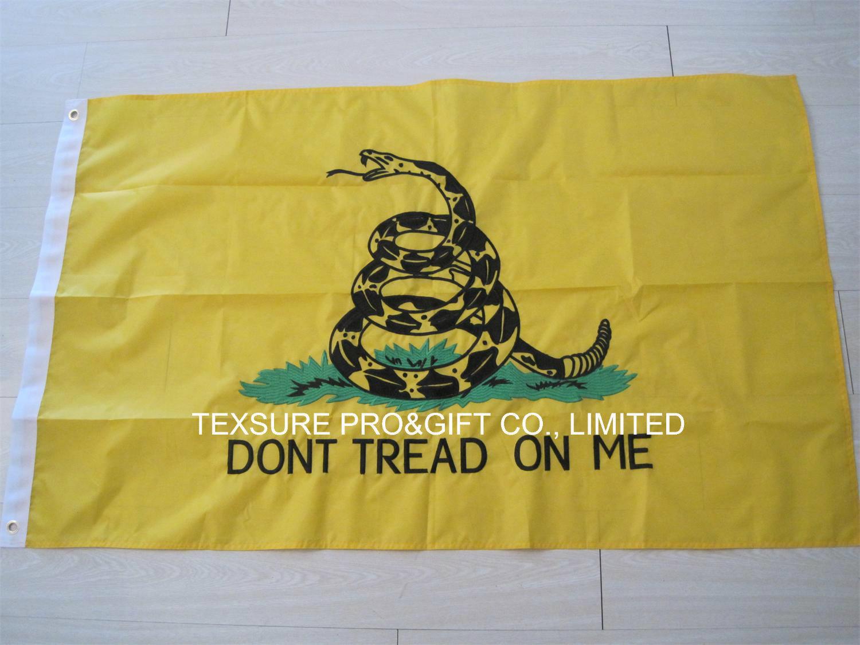 Embroidery Flag, Custom National Flag, State Flag, Cotton Flag