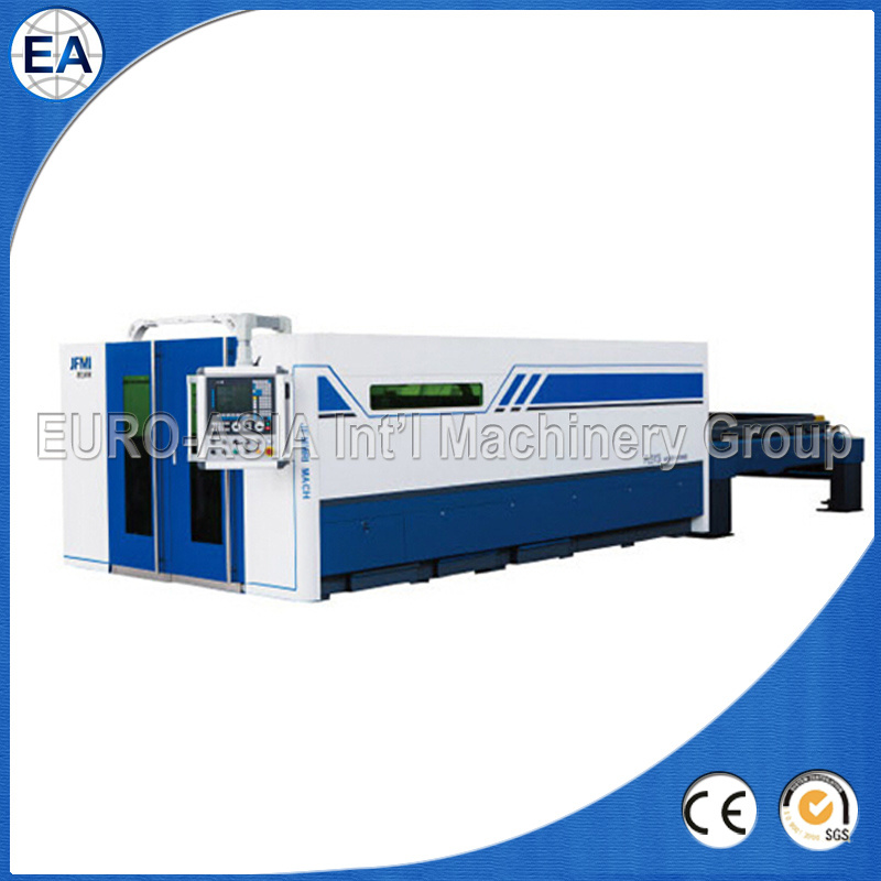 FL Series Fiber Laser Cutting Machine