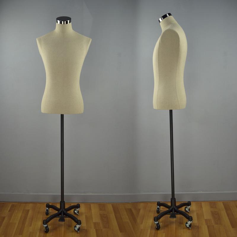 Vintage Male Torso Mannequin for Shop Display