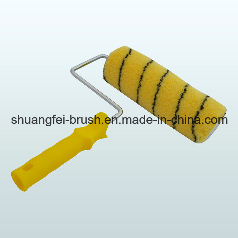 Tiger Paint Roller Set