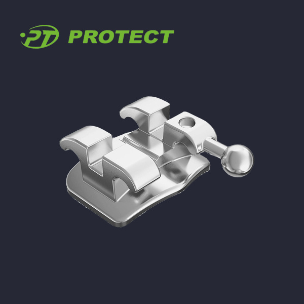 Protect Orthodontic Metal Roth Bracket with Ce / ISO / FDA