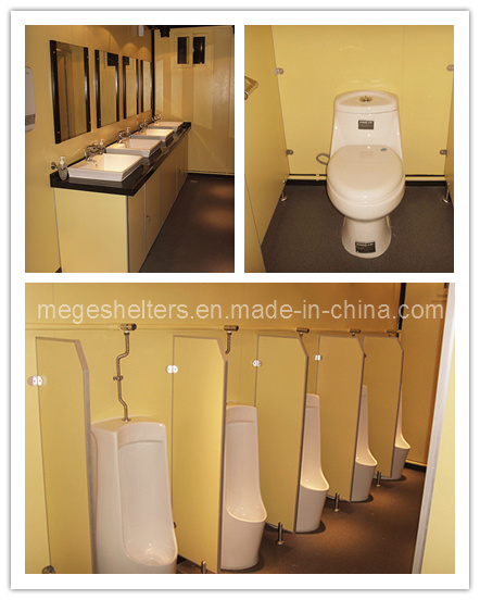 Portable Toilet / Mobile Toilet for 2008 Olympic Games (CT01)