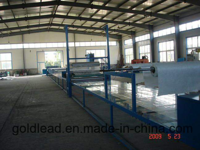 FRP Lighting Board Making Machine (CGW-1600)