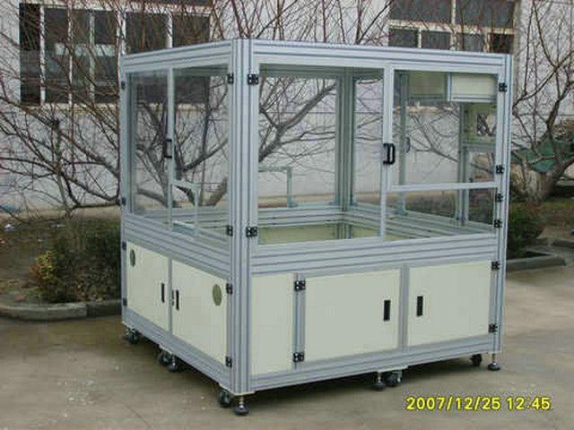 Aluminum Extrusion Profile Display Cabint