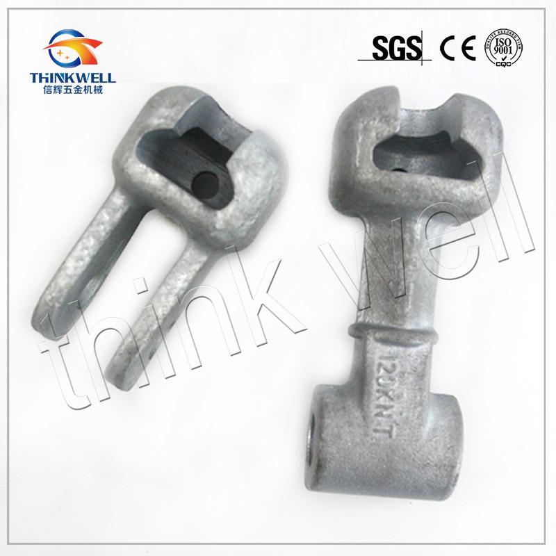 Forged Steel Galvanized Pole Line Hardware/Transmission Line Hardware