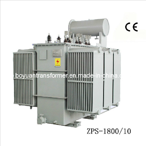 Medium Frequency Power Supply Using Rectifier Transformer (ZPS-1800/10)