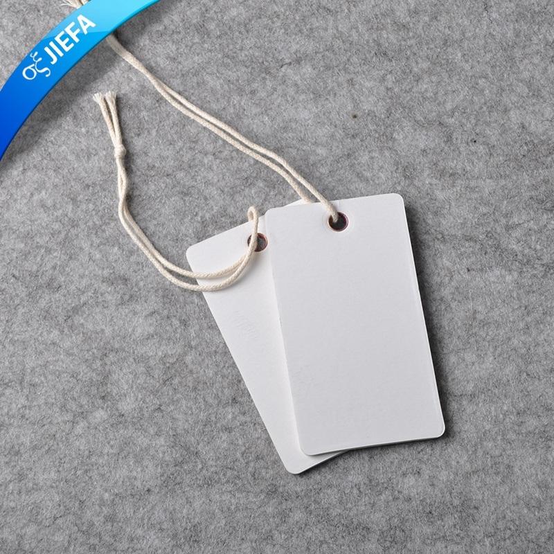 Paper Hangtag Garment Hangtag Clothing Hangtag