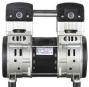 50L Tank Oilless (oil -free) Air Compressor 1.1kw